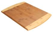 YTC Summit 1316 Two-Tone Bamboo Cutting Board, C-10