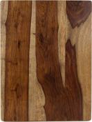 Architec 25.4cm x 38.1cm Gripperwood Sheesham Gourmet Cutting Board