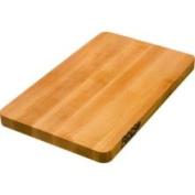 John Boos & Co. 212-6 40.6cm x 25.4cm x 2.5cm Chop-N-Slice Hard Rock Maple Cutting Board