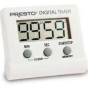 Presto 04213 Electronic Timer Digital w/Stopwatch