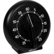 World Kitchen 1094632 Black 60 Minute Dial Timer