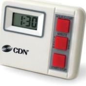 CDN Digital Kitchen/Coffee Timer Counts Down Alarm Espresso French Press New TM2