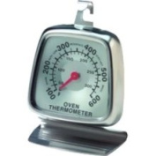 Comark EOT1K - Economy Oven Thermometer w/ Dial, Stainless