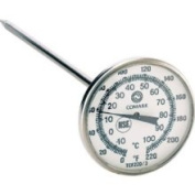 Comark TCF220/3 Pocket Dial Food Thermometer