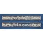 Windsor Script Lowercase Letters Clickstix Cutter