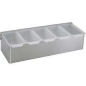 5-Compartment Condiment Holder - Update International CD-5