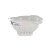 Preserve BPA Free Large Colander - White
