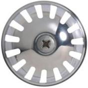 Kohler GP85061 Beehive Strainer for Urinals, Stainless Steel