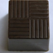 Cabrellon Chocolate Mould Cube 20x20x20mm 54 Cavities