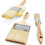 Ateco 60015 Boar Bristle Flat Pastry Brush, 1, 3.8cm