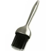 Norpro Black Silicone and Stainless Steel Basting Brush