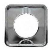 Camco Manufacturing Inc 7-3/4 Square Burner Drip Pan 373
