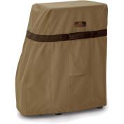 Classic Accessories Hickory Square Smoker Cover, Up to 43cm L x 36cm W, Medium