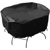 Backyard Basics Eco-Cover 177.8cm Round Patio Set Cover