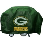 Caseys Distributing 9474638643 Green Bay Packers Grill Cover Economy