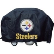 Caseys Distributing 9474633879 Pittsburgh Steelers Grill Cover Economy