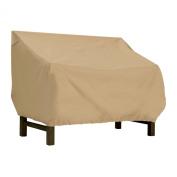 Classic Accessories 58272 Patio Bench-Loveseat Cover - Medium
