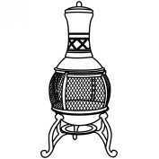 Classic Accessories Fire Pit Accessories. Veranda Chimenea Cover