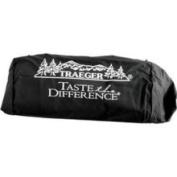 Traeger BAC261 Hydrotuff 075 Texas-Style BBQ Grill Cover, Black