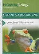 Masteringbiology with Pearson Etext -- Standalone Access Card -- For Molecular Biology of the Gene
