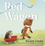 Red Wagon [Board book]