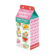 Sweet Treats Wooden Magnetic Shapes