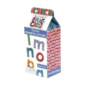 The World of Eric Carle Lowercase Wooden Magnetic Letters