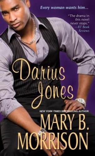 Darius Jones by Mary B. Morrison.