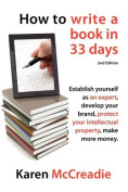 How to Write a Book in 33 Days
