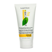 Biolage Smooththerapie Deep Smoothing Leave In Cream (For Unruly, Frizzy Hair), 150ml/5.1oz