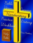 Bible Verses Cursive Handwriting Practice Writing Workbook