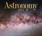 Astronomy 2014 Calendar