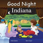 Good Night Indiana [Board Book]
