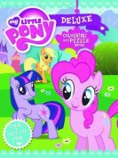 My Little Pony Deluxe Colouring and Puzzle Book
