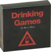 Drinking Games Beer Mats