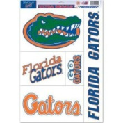 Florida Gators Official NCAA 28cm x 43cm Car Window Cling Decal by Wincraft