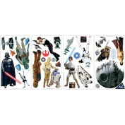 Star Wars Peel N Stick Wall Decals Animated