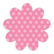 Daisy Flirt Pink Dry-Erase Dot | WallPops! WPE99998