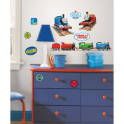 RoomMates RMK1831SCS Thomas The Tank engine Peel Stick Wall Decals
