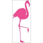 Blue Mountain Wallcoverings Pink Flamingo Snap Wall Art