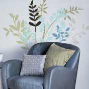 RoomMates RMK1318GM Multi Branches Peel & Stick Wall Decals