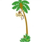 Elephants on the Wall E 5-1158 Monkey in a Tree