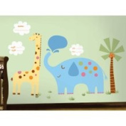 RoomMates It S A Baby Peel & Stick Peel & Stick Giant Wall Decals