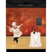 Appliance Art 'French Chef' Dishwasher Cover (Magnet) 11318