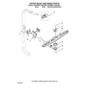 Whirlpool 8579224 Feed Tube for Dishwasher