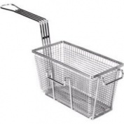 Franklin Machine 225-1019 Fry Basket 12.4cm Wx23.8cm Dx13.7cm H, Right/Fr