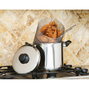 Cook Pro 523 Steel Deep Fryer 5.7l Stovetop