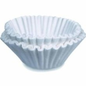 Bunn Flat Bottom Coffee filters, 12-Cup Size, 250 filters /Pack