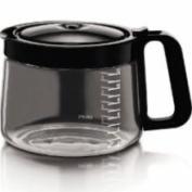 Krups XB502050 12-Cup Glass Carafe Black Regular