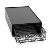 Lipper Stackable 1-Tier Single-Serve Coffee Drawer